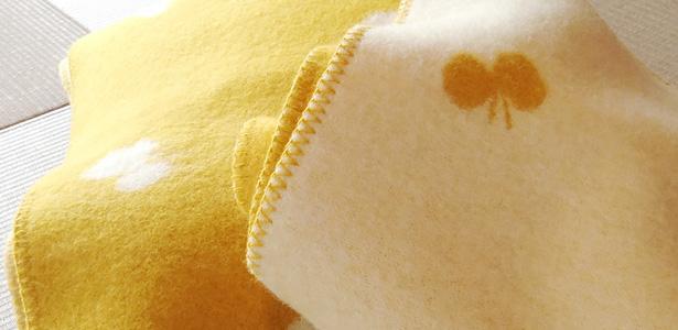 KLIPPAN ブランケット ミニ/CHOUCHO