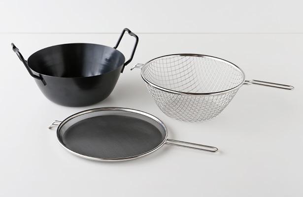 la base ラバーゼ 揚げ鍋セット