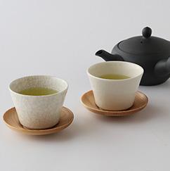 南景製陶園 茶托