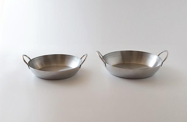 ステンレス両手鍋