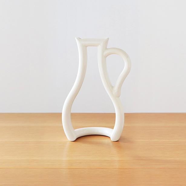 ceramic Japan セラミック ジャパン still green フラワーベース