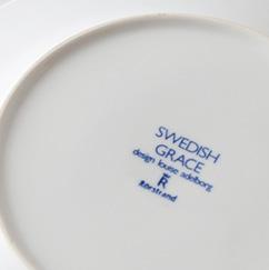 Rorstrand Swedish Grace スウェディッシュ グレース プレート&ボウル