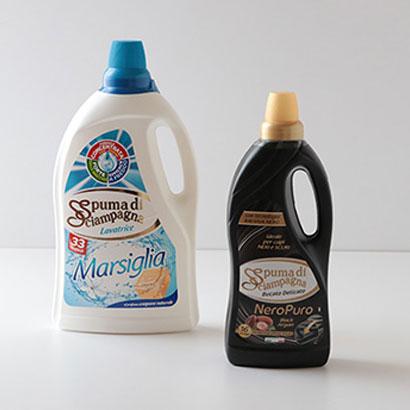 Spuma di Sciampagnaの洗剤