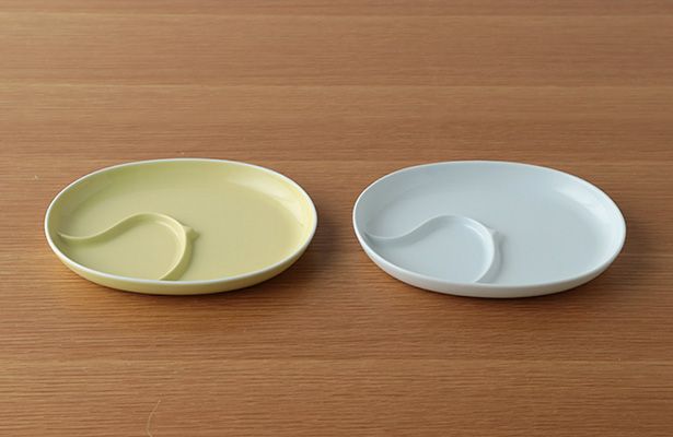 白山陶器 PIPI ピッピシリーズ ランチプレート