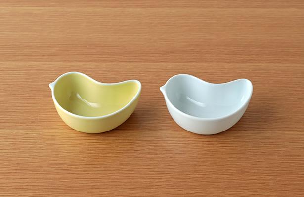 白山陶器 PIPI ピッピシリーズ デザートボウル