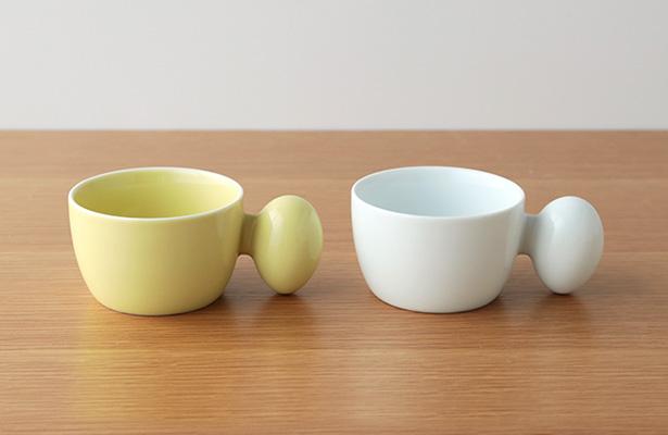 白山陶器 PIPI ピッピシリーズ マグ