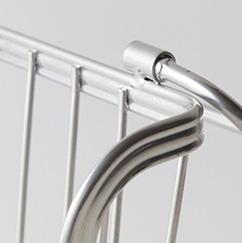 InterDesign York Lyra インターデザインヨークライラ バスケット オープンタイプ