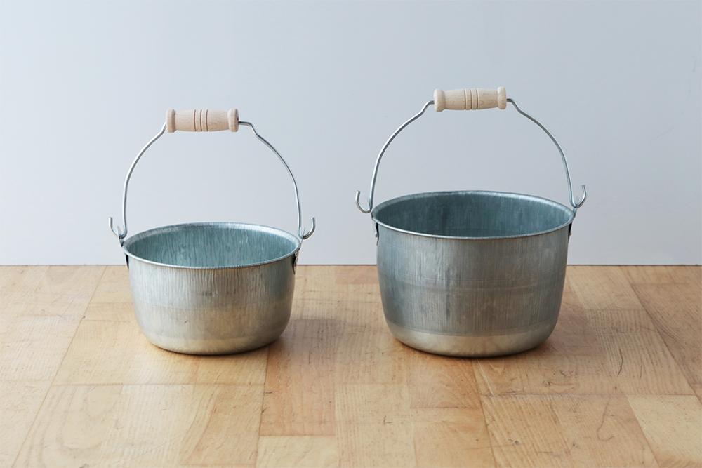 トタン豆バケツ