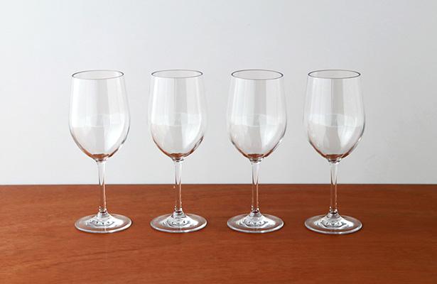 トライタン ワイングラス 4Pセット