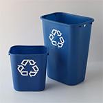 ラバーメイド リサイクルコンテナ ダストボックス