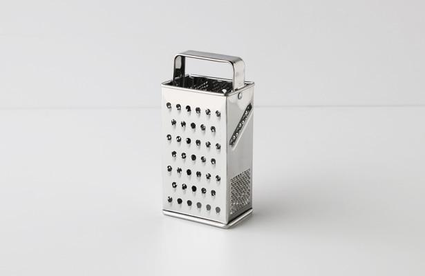 BIANCHI ビアンキ ステンレス四面グレーター