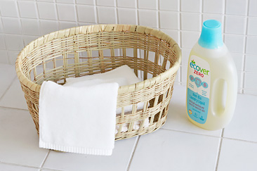ECOVER ZERO エコベールゼロ 洗濯洗剤