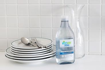 ECOVER ZERO エコベールゼロ 食器用洗剤