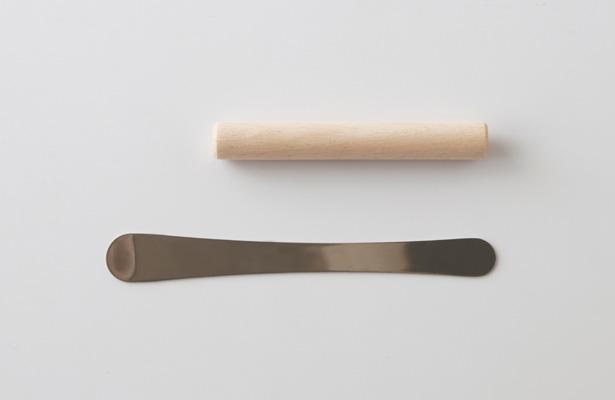 ギョウザの道具