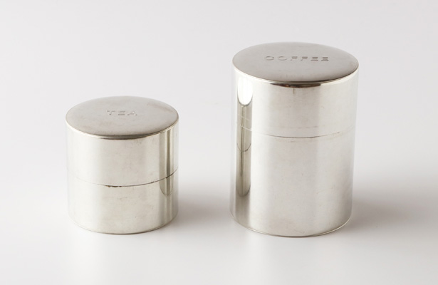 CINQ サンク ブリキの丸缶