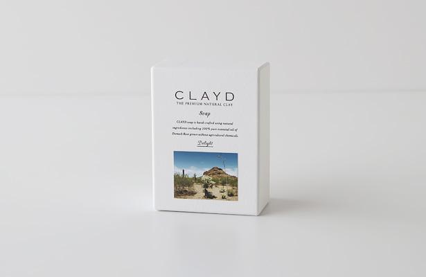 CLAYD クレイド ソープ ダマスクローズ