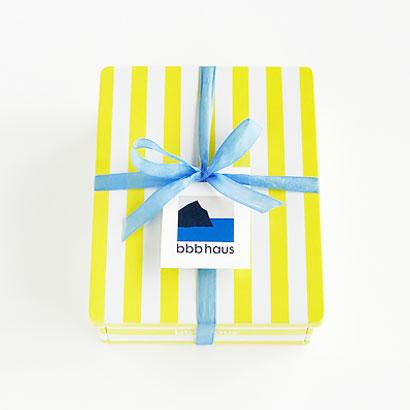 bbbhaus サブレ・ウィークエンド・シトロン(期間限定販売)
