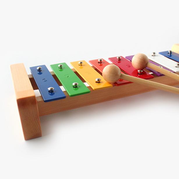 Play Maker プレイメーカー キッズパーカッションシリーズ メタロフォン