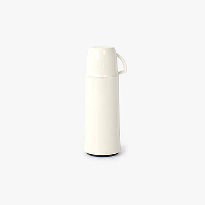 helios エレガンス 卓上用魔法瓶 ホワイト