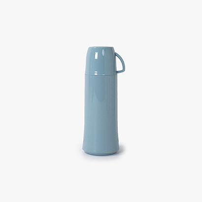 helios エレガンス 卓上用魔法瓶 アイスブルー