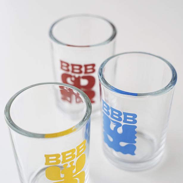 BBB 30th グラス
