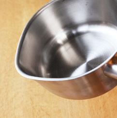 柳宗理 ミルクパン(蓋付き)