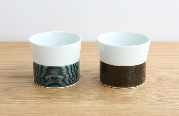 白山陶器 麻の糸シリーズ フリーカップ