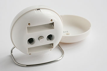Arne Jacobsen テーブルクロック アラーム