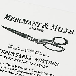 MERCHANT&MILLS メジャー