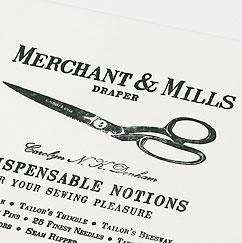 MERCHANT&MILLS ノート