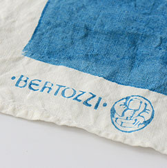 BERTOZZI フルエプロン