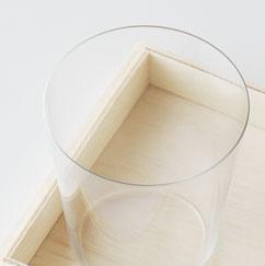 松徳硝子 うすはり木箱入りセット