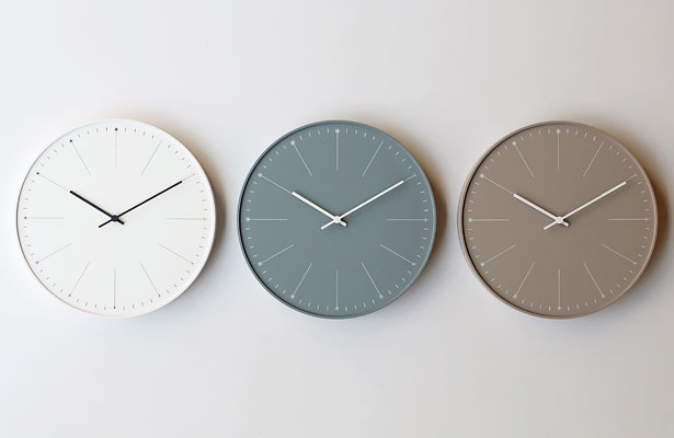 dandelion 掛時計