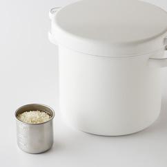 お米の計量カップ