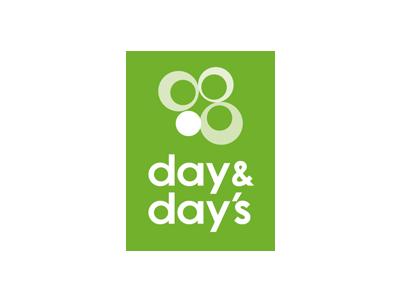day&day's(デイアンドデイズ)